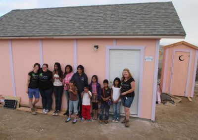 2013 Mexico Girls Build